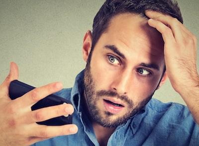 shock loss after hair restoration