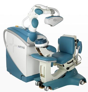 ARTAS System for Follicular Unit Extraction
