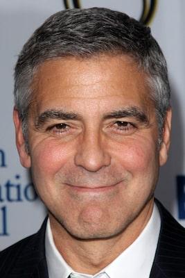Hair Transplant for George Clooney