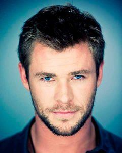 Chris Hemsworth's hair