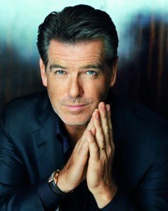 Pierce Brosnan Hair