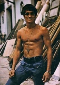 Bruce Lee's Hair