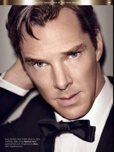 Benedict Cumberbatch's Hair Style