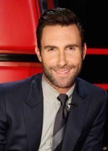 Adam Levine Hair