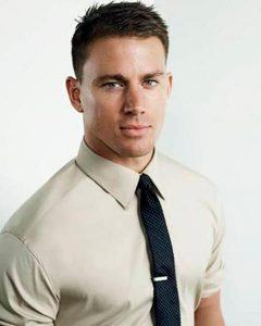 Channing Tatum's hair
