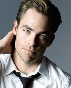 Chris Pine Hair
