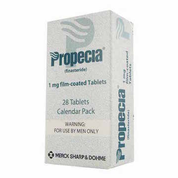Propecia used for hair loss