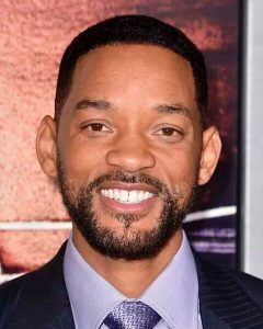 Will Smith's hair