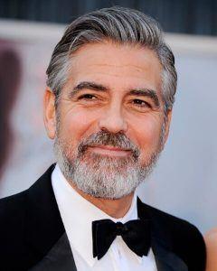 George Clooney's Hair