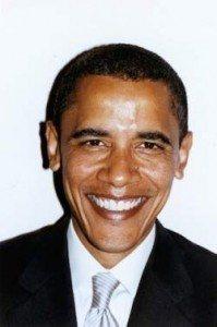 Hair of President Obama