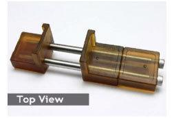 Figure 1. Laxometer top view