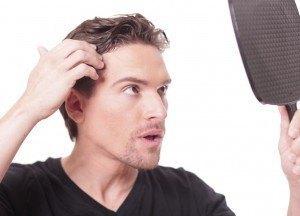 hair transplant anxiety