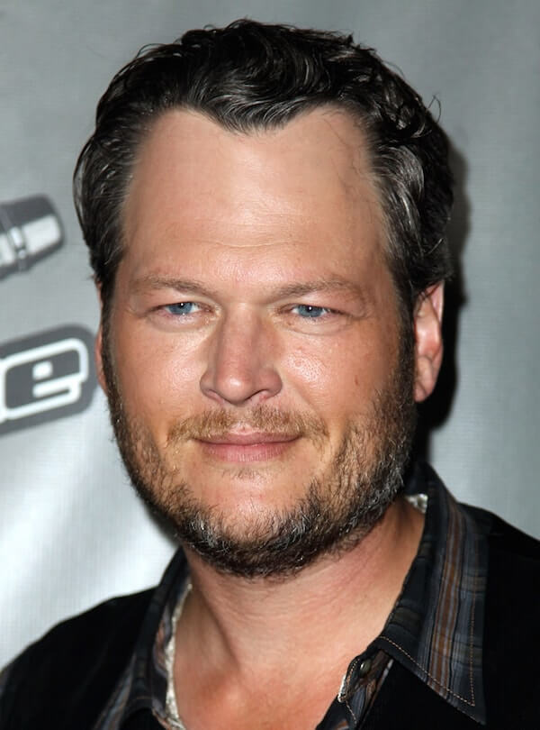 Before-Blake Shelton