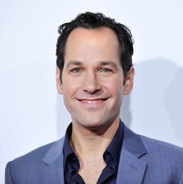 Before-Paul Rudd