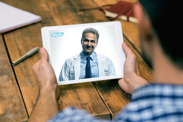 Skype consultations with Dr. Parsa Mohebi