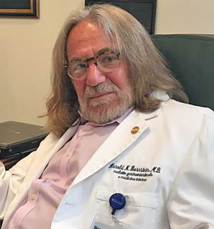 Donald Trump's physician Dr. Harold Bornstein