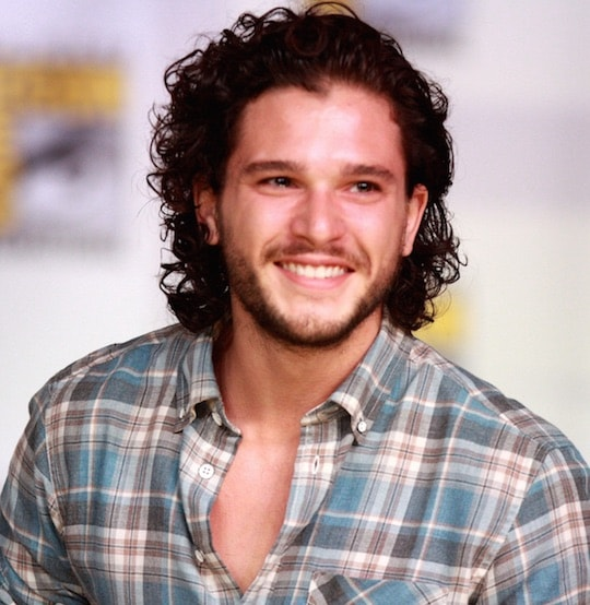 Jon Snow Hair