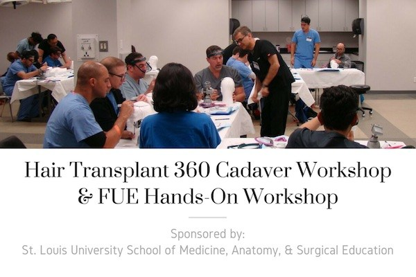 FUE Workshop in St. Louis