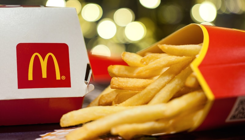Cure for hair loss in McDonald's French fries?