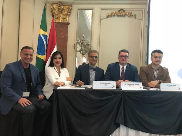 2018 Latin American workshop