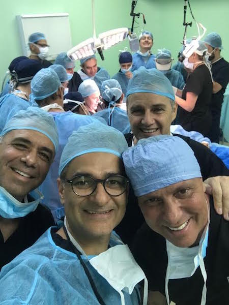 Hair Transplant Clinic in Guatemala