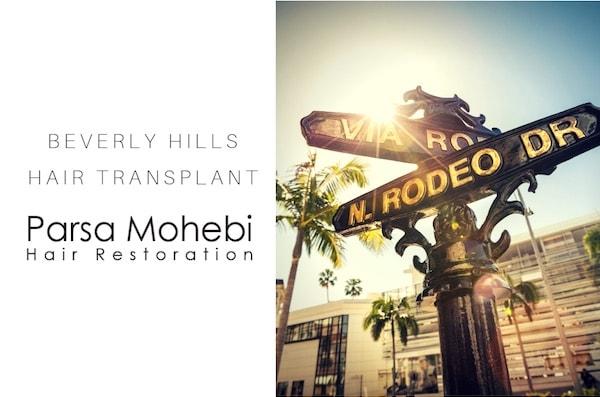 Hair Restoration Beverly Hills
