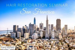 Seminar for hair restoration in San Francisco