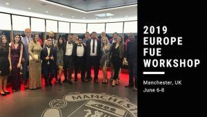 FUE Europe Workshop in Manchester 2019