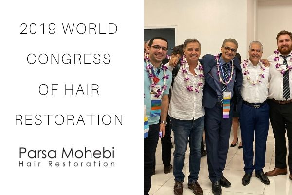 2019 World Congress of Hair Restoration