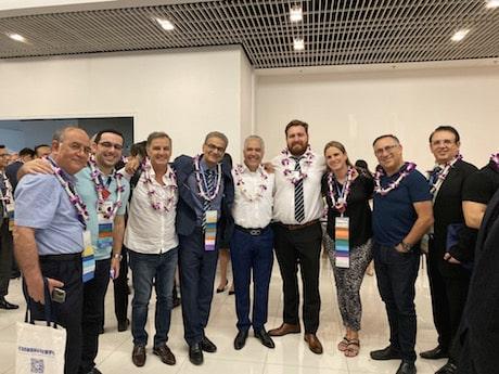 World Congress Meeting - Dr. Mohebi and Fellow Hair Transplants