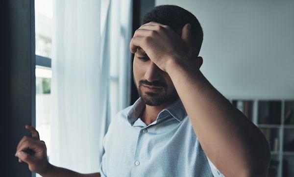 Headache and hair loss connection