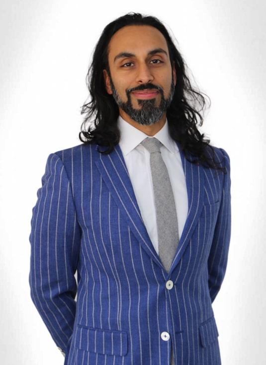 Dr. Gujrati San Francisco Hair Restoration Specialist