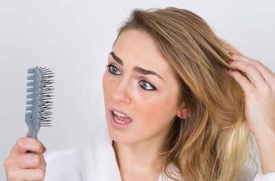Female pattern baldness is explained