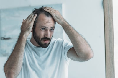 Male pattern baldness is explained