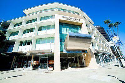 Parsa Mohebi Hair Restoration Beverly Hills Hair Transplant Office