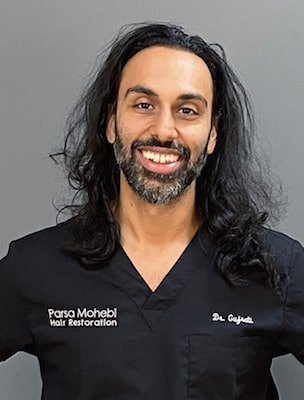 Dr. G Hair Transplant Journey