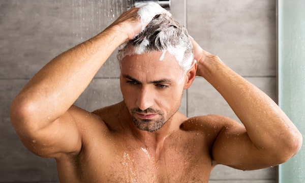 When to worry about hair loss in the shower
