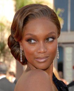 Female hair loss affected Tyra Banks