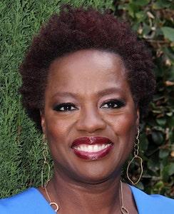 Female hair loss affected Viola Davis
