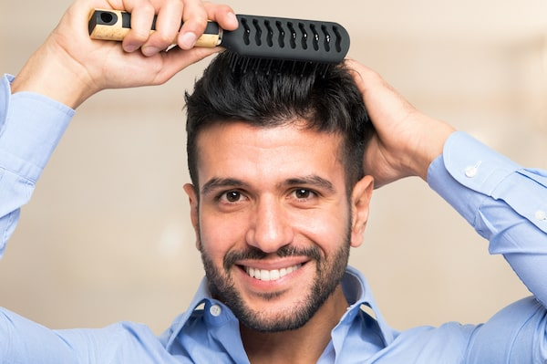 After hair transplant expectations