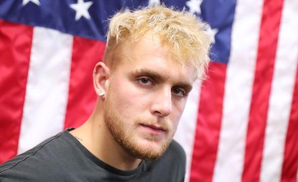 Jake Paul Receding Hairline